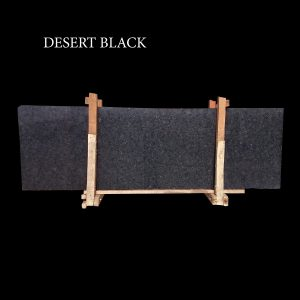 Efesus Stone, Desert Black Plaka