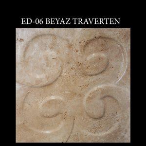 ED-06 Beyaz Traverten